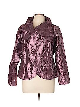 Silk Box Jacket Size L