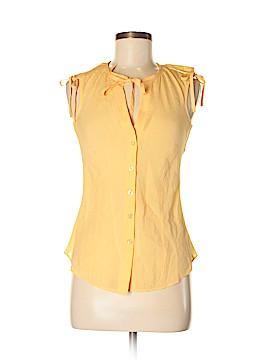 Armani Exchange Sleeveless Silk Top Size S