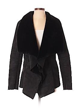 Velvet by Graham & Spencer Faux Fur Jacket Size S