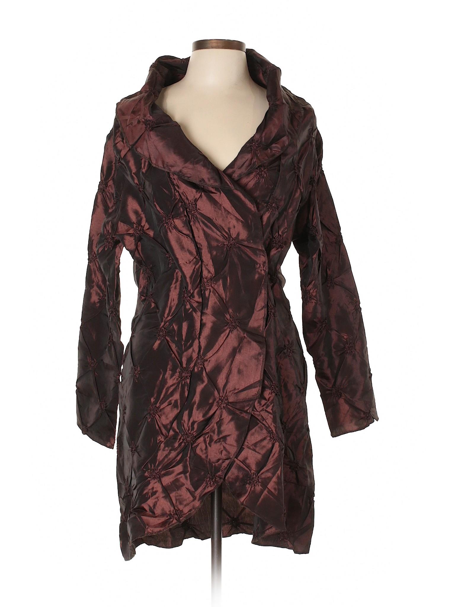 Silk Jacket leisure Boutique Boutique Box leisure Box Silk Twfpq8