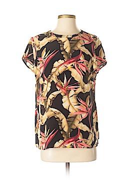 Tommy Bahama Short Sleeve Blouse Size S