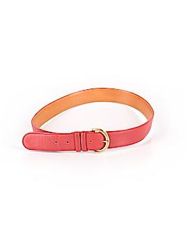 "Coach Leather Belt Size XS - Sm  (34""/85CM)"