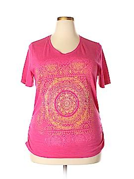 JMS Collection Short Sleeve T-Shirt Size 16 W (Plus)