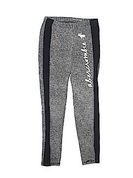 Abercrombie Velour Pants Size 9 - 10
