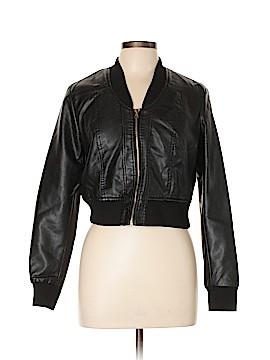 Ali & Kris Faux Leather Jacket Size L