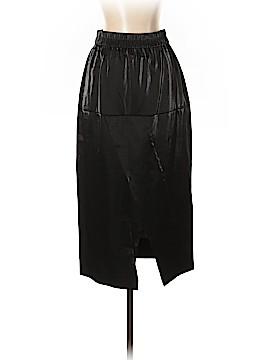 Silk Box Silk Skirt Size S