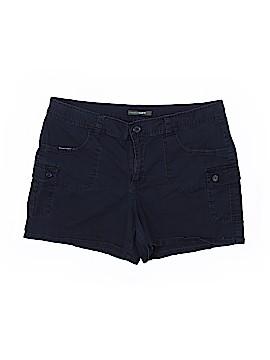 French Cuff Khaki Shorts Size 16