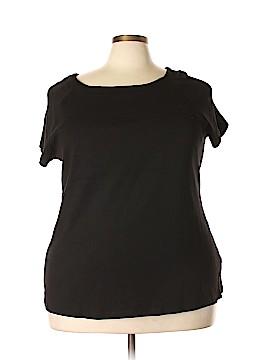 DressBarn Short Sleeve T-Shirt Size 3X (Plus)
