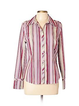 Ann Taylor LOFT Long Sleeve Button-Down Shirt Size 12