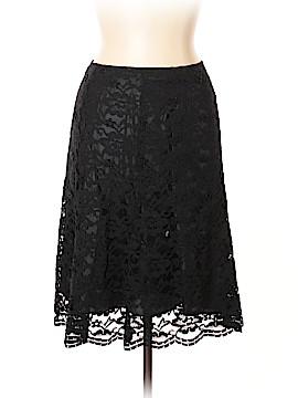 Sandra Darren Casual Skirt Size 10 (Petite)