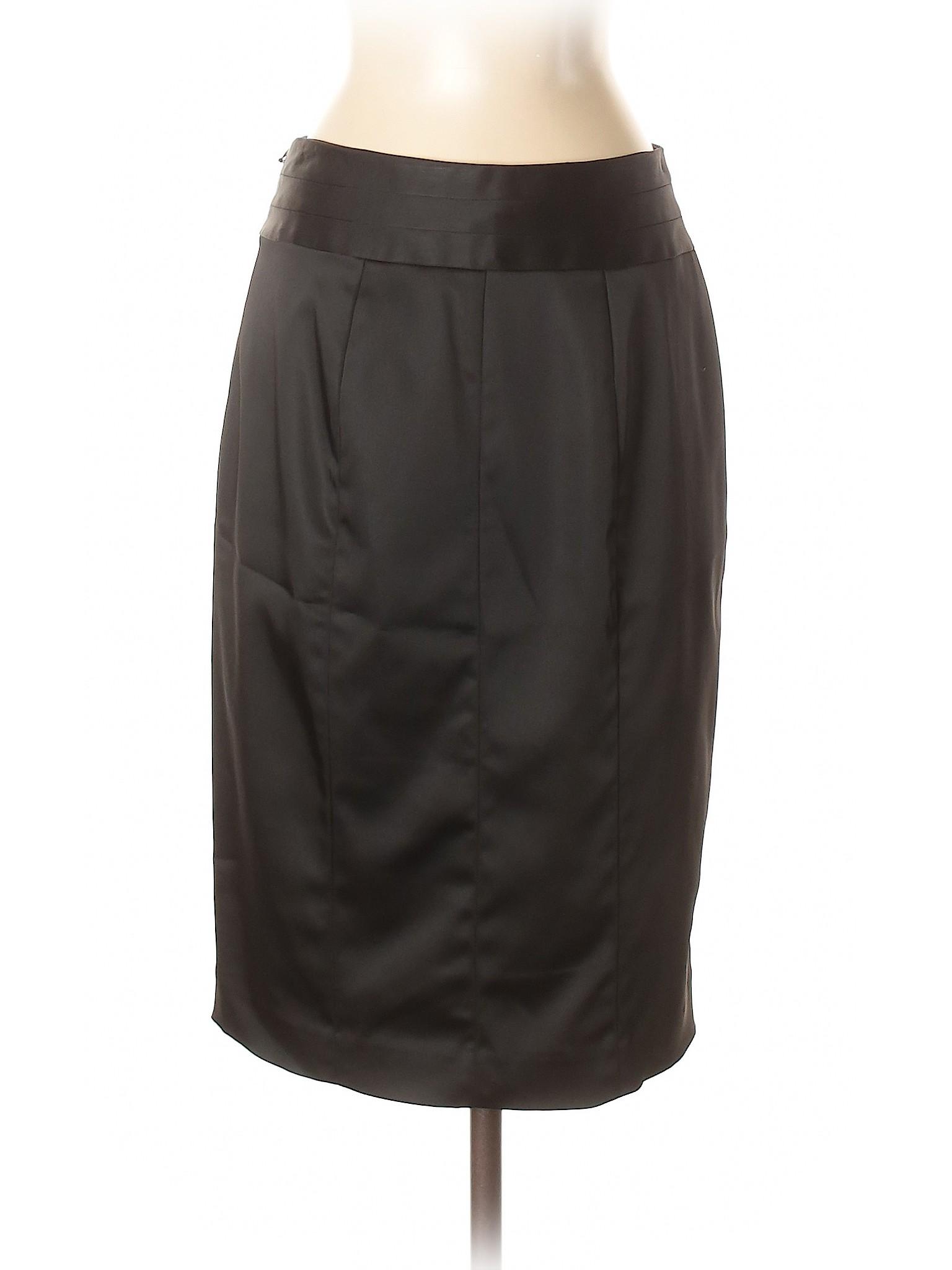 House Casual Skirt White Market Leisure winter Black Bp4yqawACa