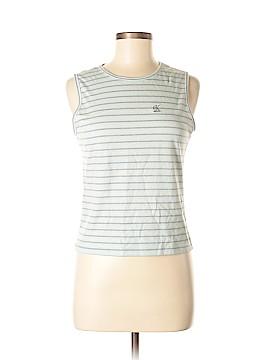 CALVIN KLEIN JEANS Sleeveless T-Shirt Size M