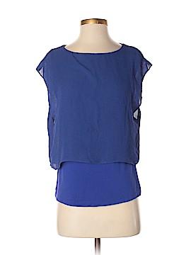 T Tahari Short Sleeve Blouse Size S