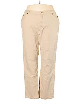 Liz Claiborne Jeans Size 22 (Plus)