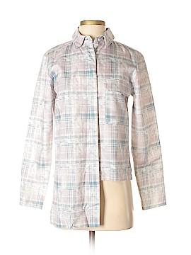 Drifter Long Sleeve Button-Down Shirt Size S