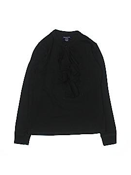 Ralph Lauren Long Sleeve Top Size 12 - 14