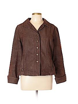 DressBarn Denim Jacket Size XL