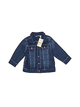 First Impressions Denim Jacket Size 12 mo
