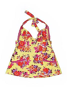 Betsey Johnson Swimsuit Top Size L