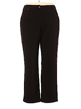 Rafaella Casual Pants Size 20 (Plus)