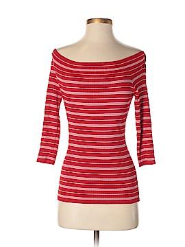 Lucy Paris 3/4 Sleeve T-Shirt Size L