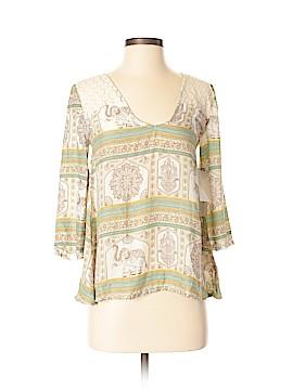 O'Neill 3/4 Sleeve Blouse Size XXS
