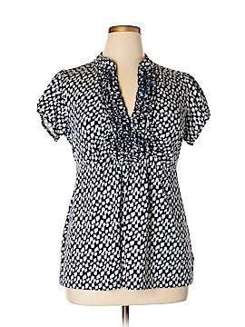 Heart Soul Short Sleeve Top Size 1X (Plus)