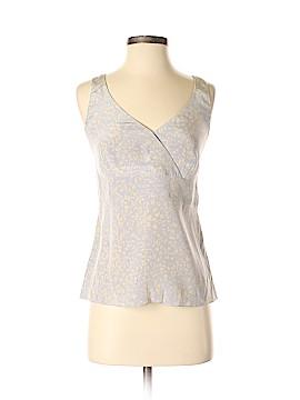 Sundance Sleeveless Silk Top Size 8