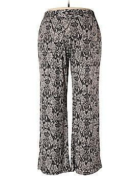 IMAN Casual Pants Size 2X (Plus)