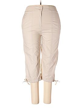 Bobbie Brooks Khakis Size 2X (Plus)