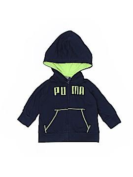 Puma Zip Up Hoodie Size 6-9 mo