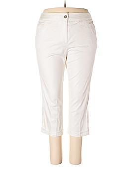 Sag Harbor Khakis Size 20w (Plus)