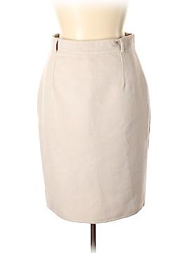 Carolina Herrera Wool Skirt Size 16