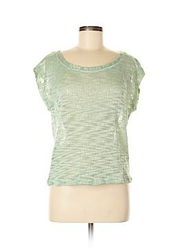 Trafaluc by Zara Short Sleeve Top Size M