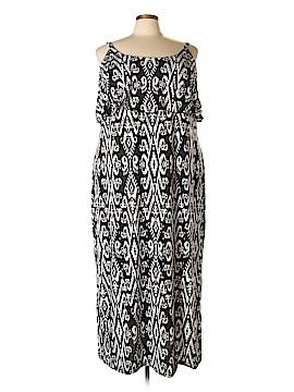 Faded Glory Casual Dress Size 4X (Plus)