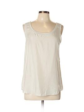 Ann Taylor LOFT Sleeveless Silk Top Size L