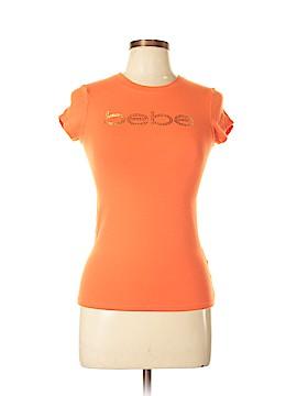 Bebe Short Sleeve T-Shirt Size M