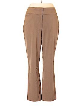 Maurices Casual Pants Size 15/16 short (Plus)
