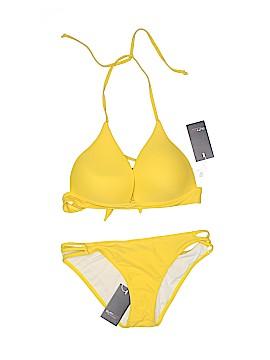 Fashion Express Two Piece Swimsuit Size L