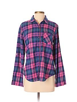 Victoria's Secret Long Sleeve Button-Down Shirt Size XS