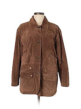 Lauren by Ralph Lauren Leather Jacket Size M (Petite)