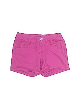 Miss Attitude Denim Shorts Size 7