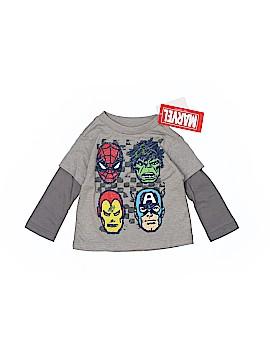 Marvel Long Sleeve T-Shirt Size 12 mo