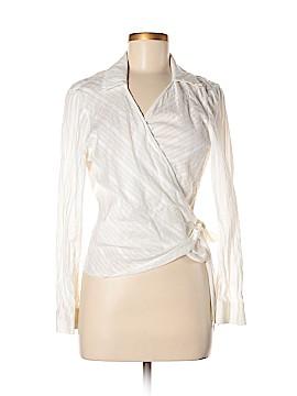 Nine West Long Sleeve Blouse Size 8