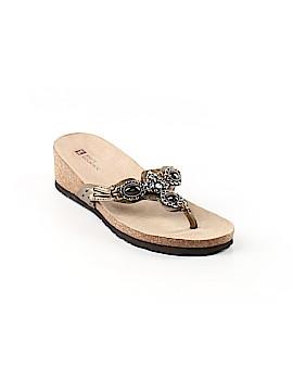 White Mountain Sandals Size 9