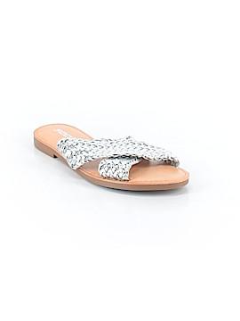 SODA Sandals Size 8 1/2