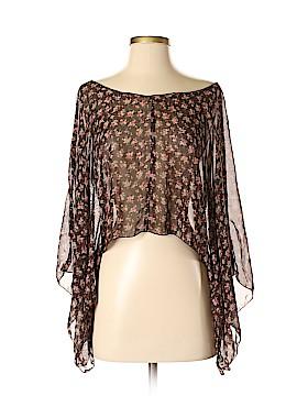 Audrey 3+1 3/4 Sleeve Blouse Size S