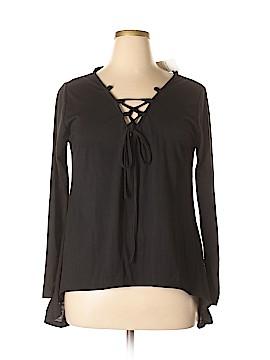 Zanzea Collection Long Sleeve Top Size XXL