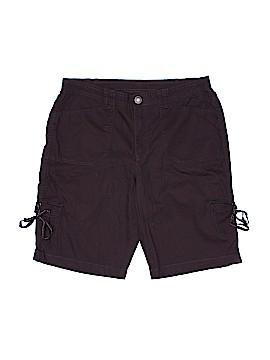 Basic Editions Khaki Shorts Size XL