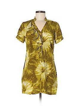 Tabitha Sleeveless Button-Down Shirt Size 6
